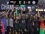 Columbus Crew vence a Cruz Azul y levanta el Campeones Cup 2021