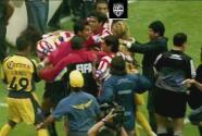 Broncas monumentales que han dejado los juegos entre América y Chivas