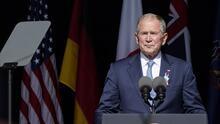 Bush pide luchar contra la violencia que se acumula en el país en un discurso que marcó el 11 de septiembre
