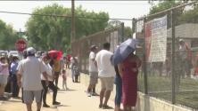 Padres denunciaron desorganización en zonas escolares en este regreso a clases