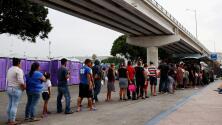 Gobierno de Biden tiene una semana para apelar la decisión de volver a enviar a México a solicitante de asilo