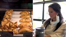 Conoce a esta migrante argentina famosa en Denver, Colorado, por sus deliciosas empanadas