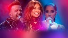 Thalía, Becky G y Luis Fonsi presentarán a grandes artistas en la noche de Latin GRAMMY Celebra Ellas y su Música