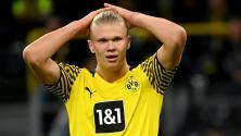 ¿Champions sin Haaland? Borussia teme su ausencia