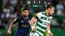 Tecatito vuelve como titular con Porto y pone gran asistencia
