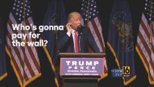 Hillary Clinton ataca a Donald Trump por su visita a México