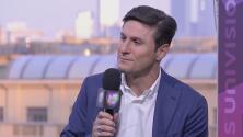 "Javier 'Pupi' Zanetti: ""Confío en México y voy a hinchar por México"""