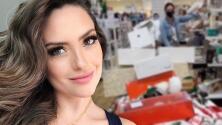 Michelle Galván teme el divorcio de su marido tras una tarde de 'shopping' (tienes que ver por qué)