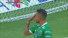 León no perdona: Luis Montes sella el 0-4 frente a Querétaro