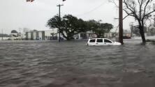 Imágenes de la destrucción de Dorian en las Bahamas