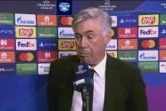 """Ancelotti al vencer al Inter: """"El equipo tenía que sufrir y ha sufrido"""""""