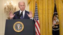 """Biden asegura que van a """"cazar"""" a los responsables del ataque en Kabul """"hasta que paguen"""" por lo ocurrido"""