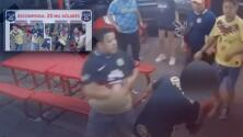 """(Advertencia, contenido gráfico) Hinchas del América matan a golpes a otro fanático tras partido en Philadelphia: """"Lo patearon tanto en la cabeza que a sus 28 años perdió la vida"""""""