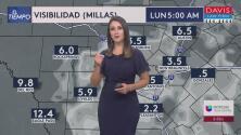Se espera un día parcialmente nublado y cálido para el centro sur de Texas y Hill Country