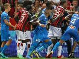 Quitan dos puntos al Niza por la invasión de campo de sus fans ante el Marsella