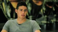 Expediente:  Exclusiva con James Rodríguez, la nueva estrella del fútbol