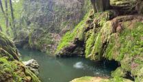 Un paraíso escondido: Este parque cerca de Austin tiene cavernas y cascadas