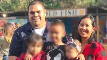 Madre y padre no vacunados mueren por coronavirus, dejan a cinco niños huérfanos
