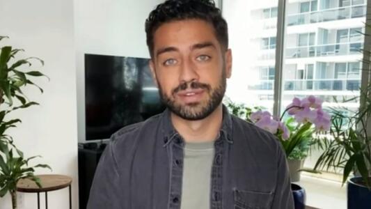 Borja Voces confirma que tiene covid-19 y alienta a todos a vacunarse