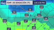 Se anticipan temperaturas más elevadas en el centro de Texas para este fin de semana