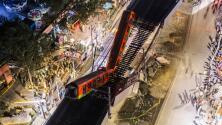 Expertos dicen que, por años, la línea 12 del metro en México tuvo problemas, ¿qué agravó los riesgos?
