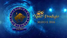 Niño Prodigio - Tauro 2 de mayo, 2016