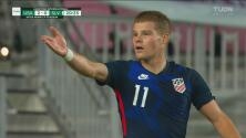 ¡Debut goleador! Chris Mueller se estrena con el 2-0 ante El Salvador