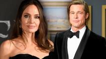 Angelina Jolie vende por más de 11 millones de dólares una pintura que le regaló Brad Pitt