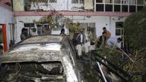 La CIA advirtió de la posible presencia de civiles segundos antes del ataque con dron en Afganistán