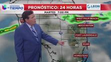 Estas son las condiciones del tiempo que se esperan en el sur de Florida