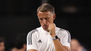 """""""Estoy bajo presión"""", admite Phil Neville tras goleada a Inter Miami"""