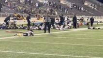 Tiroteo en juego de americano en Alabama deja cuatro heridos