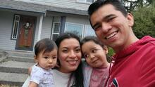 Esta familia mexicana recibió en su casa a otra afgana que huyó a EEUU
