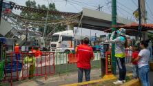 Víctimas del colapso de línea del metro en México denuncian que no reciben atención necesaria