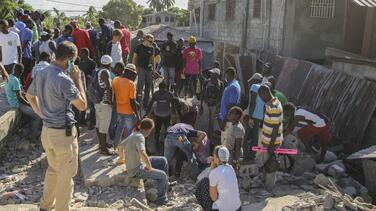 Filadelfia por Haití: organizaciones locales se unen para ayudar a la isla caribeña tras el potente terremoto