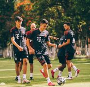 ¡Dos mexicanos se prueban con el Bayern Múnich!
