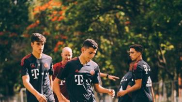 Manuel Aguilar y Lennyn Carreón, ¡mexicanos a prueba con el Bayern!
