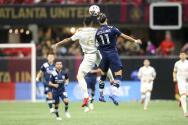 El resumen: Con un golazo de último minuto New York City FC empata ante Atlanta United