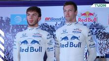 Daniil Kvyat destaca la falta de aire en el GP de México