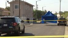 Encuentran a dos hombres muertos en un vehículo con placas para discapacitados en Los Ángeles