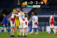¡Campanada! Slavia Praga elimina al Leicester de la Europa League
