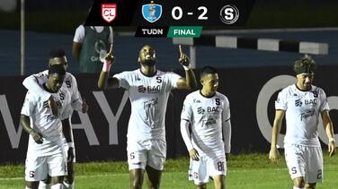 El Saprissa sentencia al Santa Lucía en la Concacaf League