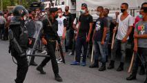 Enfrentamientos, represión y pedidos de libertad: Cuba cumple se segunda jornada de protestas contra el régimen