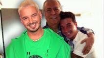 El papá de J Balvin manda un emotivo mensaje a su hijo y recuerda la 'doble vida' que tuvo el cantante