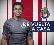 Chivas anuncia el regreso de Antonio Rodríguez para su portería
