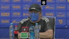 """Herrera rumbo a CU: """"Cuando más te confías, más te complicas"""""""