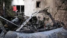 EEUU lanza un ataque en Kabul contra un vehículo en el que viajaban supuestos miembros del ISIS-K