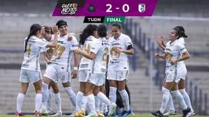 Se rompe la maldición y Pumas femenil gana su primer partido