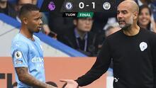 ¡Juegazo! Manchester City se impone como visitante al Chelsea