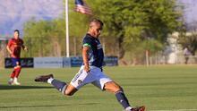 LA Galaxy cierra su pretemporada con triunfo y gol de Vázquez